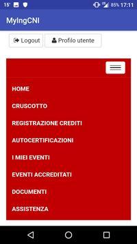 MyING Cruscotto CFP screenshot 2