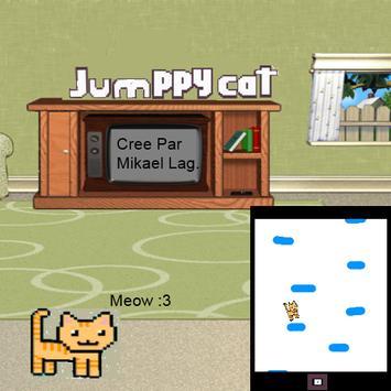 Jumpy Cat apk screenshot