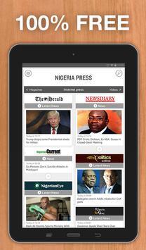 Nigeria Press apk screenshot