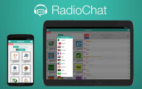 RadioChat screenshot 5