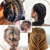braids hairstyles step by step 2018 icon