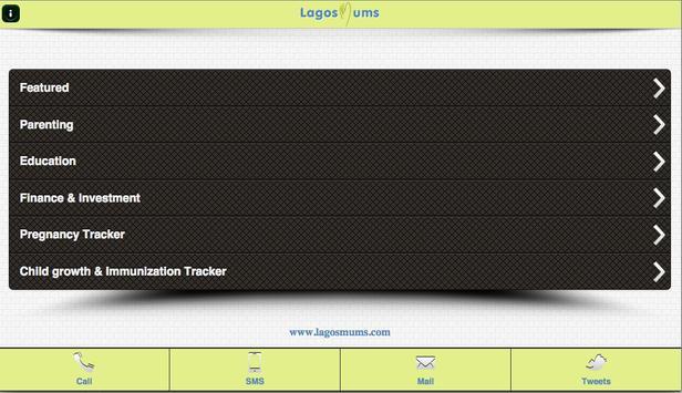 LagosMums apk screenshot
