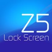 Z5 Lock Screen icon