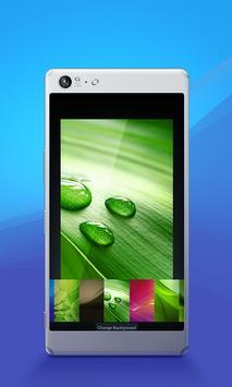 Z5 Lock Screen apk screenshot