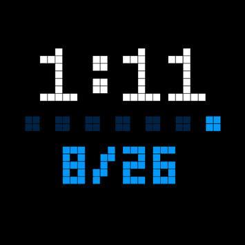 Pixel Clock (Unreleased) poster