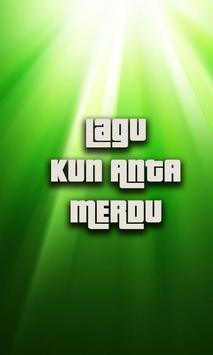 Lagu Ost Kun Anta poster