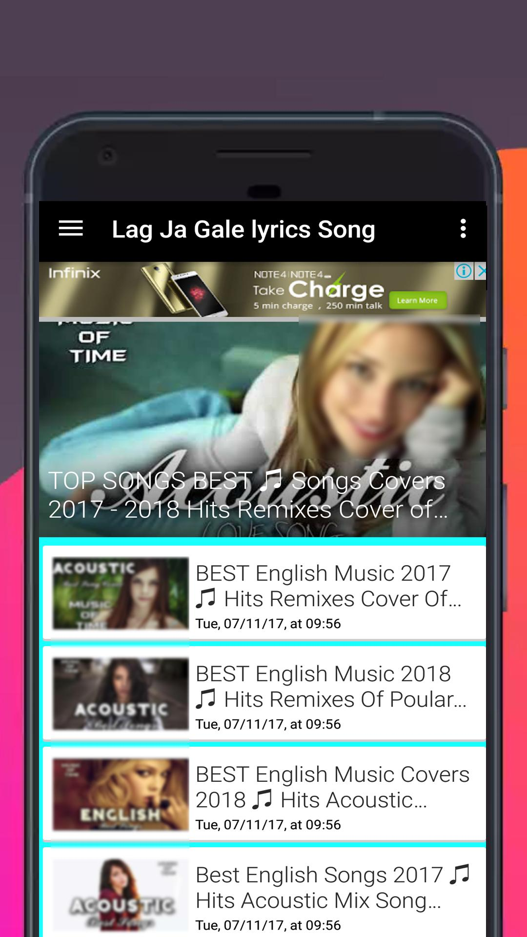 Lag Ja Gale Song For Android Apk Download