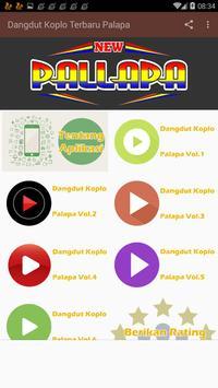 Dangdut Koplo Terbaru Palapa poster