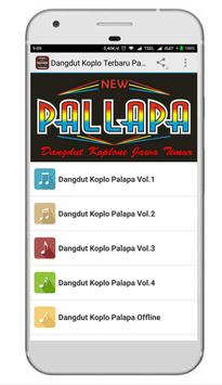 Dangdut New Pallapa Terlengkap poster