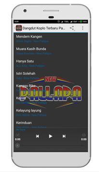Dangdut New Pallapa Terlengkap apk screenshot