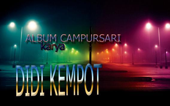 Didi Kempot~ spesial campursari screenshot 1