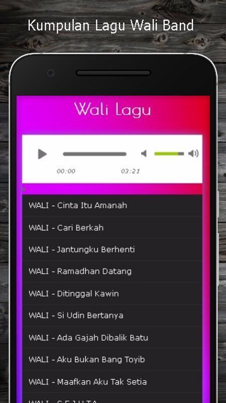Wali band cari jodoh official music video nagaswara vidio. Com.