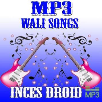 Wali song poster