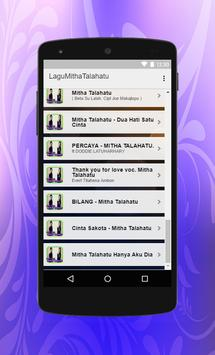 Lagu Ambon Terbaru Mitha Talahatu 2017 apk screenshot