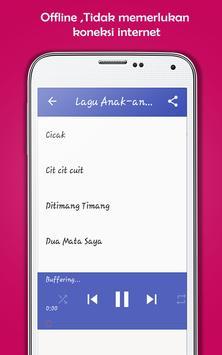 Kumpulan Lagu Anak Indonesia 2018 apk screenshot