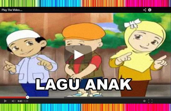 Lagu-Anak Islami OK screenshot 1