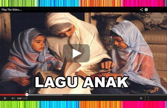 Lagu-Anak Islami OK screenshot 2