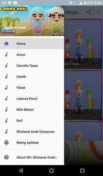 50+ Lagu SHolawat Anak poster