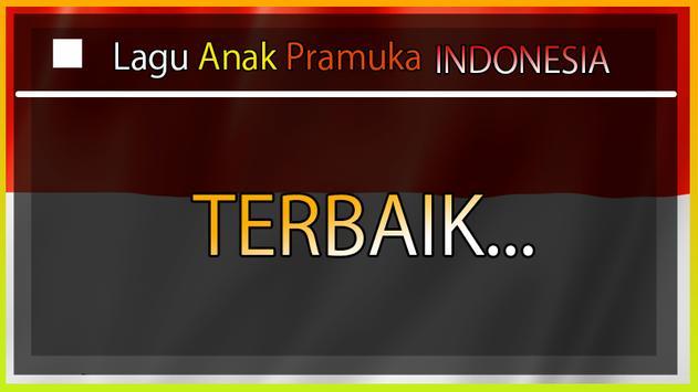 Lagu PRAMUKA Anak Indonesia (OFFLINE) screenshot 4