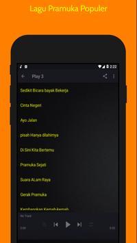 Lagu PRAMUKA Anak Indonesia (OFFLINE) screenshot 1