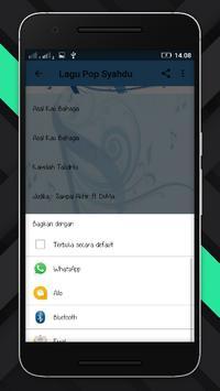 Lagu Pop Galau Terbaru apk screenshot