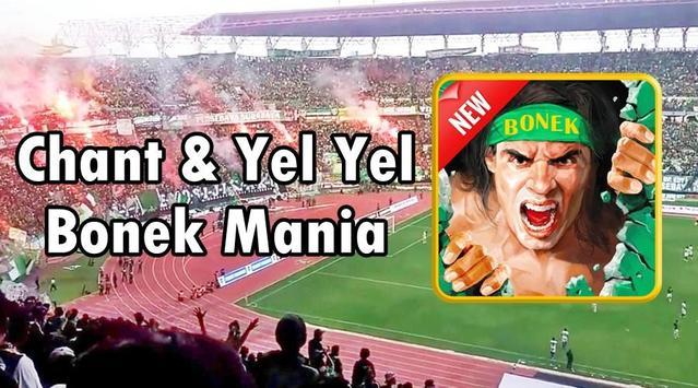 Lagu Yel Yel Bonek Mania Persebaya poster