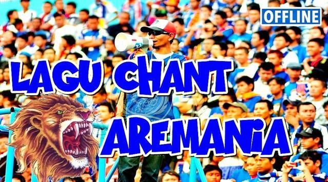 Lagu Chant Aremania poster