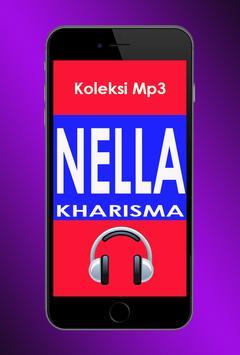 Lagu Nella Kharisma Mp3 + Lirik poster