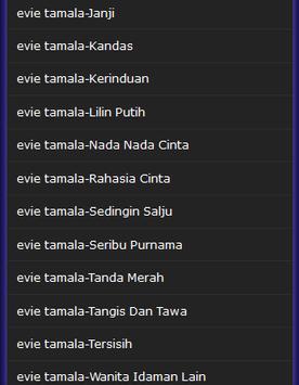 song dangdut evie tamala screenshot 1