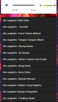 a collection of songs rita sugiarto mp3 screenshot 5