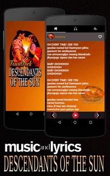 Lagu Descendants Of The Sun apk screenshot