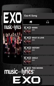 Exo Song poster