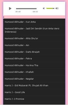 Songs humood and harris j apk screenshot