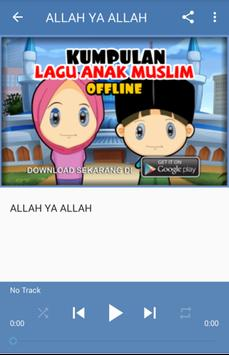 Kumpulan Lagu Anak Muslim Offline poster Kumpulan Lagu Anak Muslim Offline  screenshot 1 ... 155d57d695