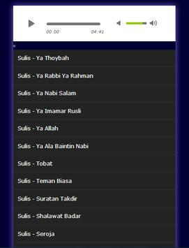 Best Sulis Islami song screenshot 3