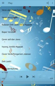 Lagu Despacito Versi Jawa screenshot 1
