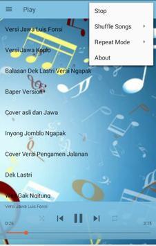 Lagu Despacito Versi Jawa screenshot 2