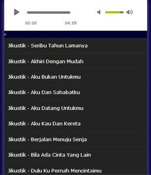 jikustik complete songs screenshot 1