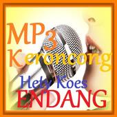 MP3 KERONCONG TERPOPULER icon