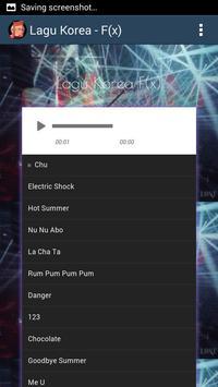 Lagu Korea - F(x) screenshot 1