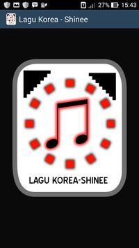 Lagu Korea - Shinee poster