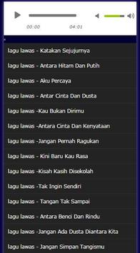 The latest Indonesian old song apk screenshot