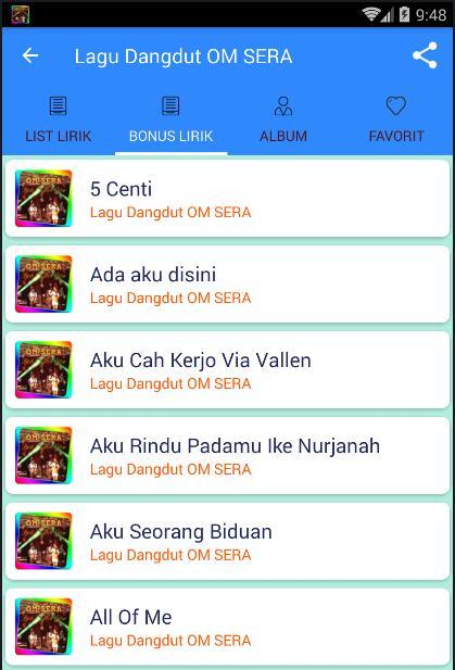 100 Lagu Om Sera Lirik Chord Gitar For Android Apk Download
