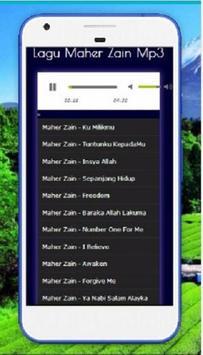 Lagu Maher Zain Mp3 apk screenshot