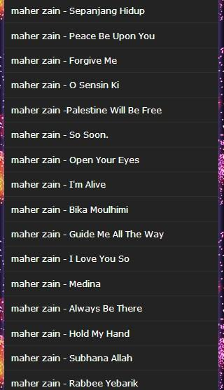 Best Religion Song: Maher Zain for Android - APK Download