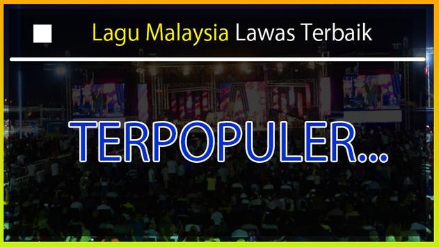 Lagu Malaysia Lawas Terbaik poster