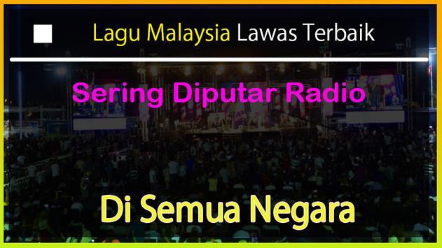 Lagu Malaysia Lawas Terbaik screenshot 2