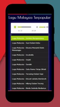 Song Malaysia - Most Popular apk screenshot