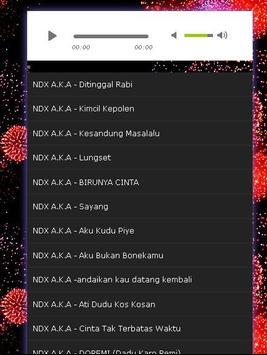 NDX A.K.A Complete Song apk screenshot