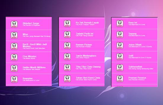 Lagu Ost BMBP Full Bonus poster
